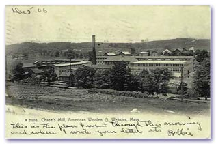 Chase Mill, American Woolen Company